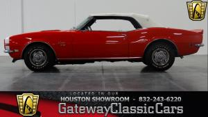 1968 ChevroletRally Sport  - Stock 94 - Houston, TX