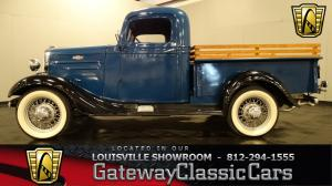 1936 Chevrolet  - Stock 1003 - Louisville