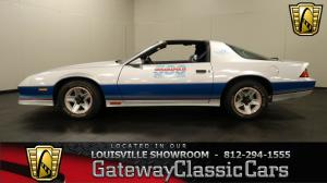 1982 ChevroletZ28 Pace Car - Stock 1020 - Louisville