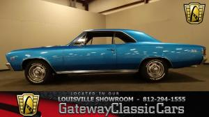 1967 ChevroletSS Tribute  - Stock 1027 - Louisville