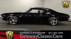 1969 ChevroletSS Tribute  - Stock 1031 - Louisville