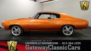 1971 Chevrolet  - Stock 1053 - Louisville