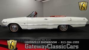 1963 ChevroletSS Tribute - Stock 1059 - Louisville
