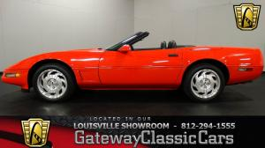 1996 ChevroletConvertible  - Stock 1063 - Louisville