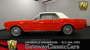 1966 Ford  - Stock 1070 - Louisville, KY