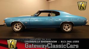 1972 ChevroletSS Tribute - Stock 1079 - Louisville