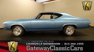 1969 Chevrolet  - Stock 1085 - Louisville, KY