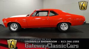 1972 ChevroletSS Tribute  - Stock 1086 - Louisville