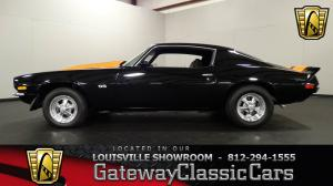 1971 ChevroletSS Tribute - Stock 1090 - Louisville