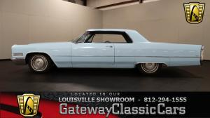 1966 Cadillac  - Stock 1095 - Louisville