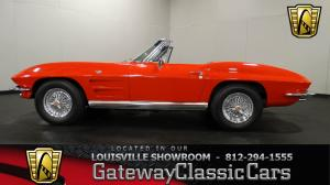 1964 ChevroletStingray Convertible - Stock 1096 - Louisville