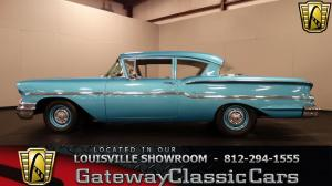 1958 Chevrolet  - Stock 1109 - Louisville, KY