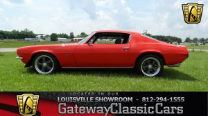 1971 ChevroletZ28 Tribute - Stock 1110 - Louisville