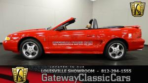 1994 FordCobra SVT Indy Pace Car - Stock 1124 - Louisville, KY