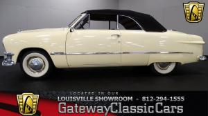 1950 FordConvertible  - Stock 1125 - Louisville, KY