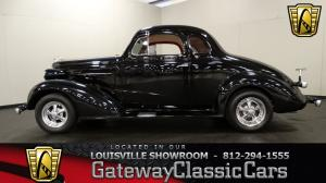 1937 Chevrolet 5 Window 1132