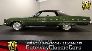 1972 Oldsmobile  - Stock 1163 - Louisville, KY