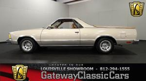 1980 Chevrolet  - Stock 1169 - Louisville, KY
