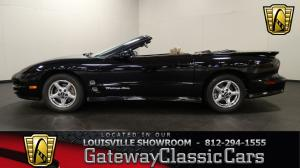1998 PontiacTrans Am Convertible - Stock 1187 - Louisville, KY