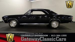1967 ChevroletMalibu  - Stock 1228 - Louisville, KY