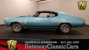 1971 ChevroletLS6 Tribute  - Stock 1231 - Louisville