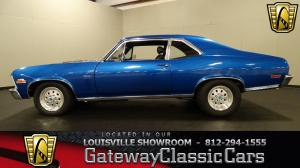 1970 ChevroletSS  - Stock 1240 - Louisville