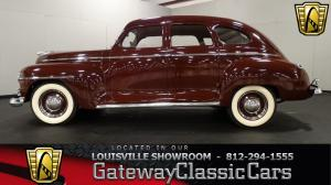 1947 Plymouth  - Stock 1265 - Louisville
