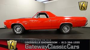 1970 ChevroletSS  - Stock 1274 - Louisville
