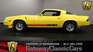 1979 ChevroletZ28  - Stock 1277 - Louisville