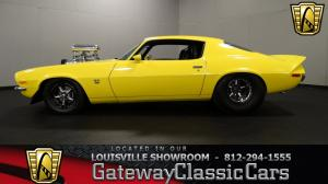 1971 ChevroletSS  - Stock 1289 - Louisville