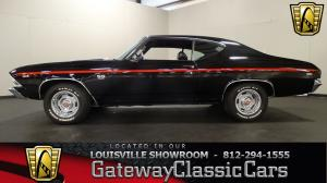 1969 ChevroletSS  - Stock 1291 - Louisville