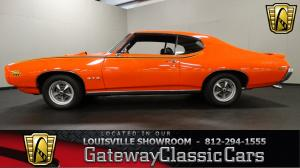 1969 PontiacJudge  - Stock 1294 - Louisville