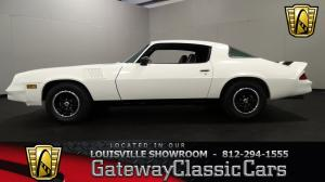 1980 ChevroletZ28 Tribute - Stock 1297 - Louisville