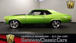1971 ChevroletSS Tribute  - Stock 1301 - Louisville