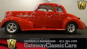 1939 Chevrolet<br/>Coupe