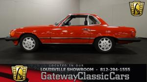 1988 Mercedes-Benz  - Stock 1308 - Louisville