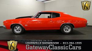 1972 ChevroletSS Tribute  - Stock 1313 - Louisville