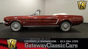 1965 FordConvertible  - Stock 1314 - Louisville