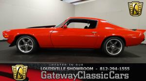 1971 ChevroletRS/Z28 Tribute - Stock 1319 - Louisville