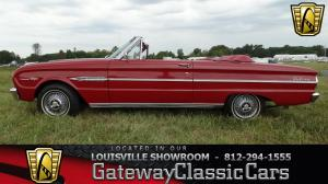 1963 FordSprint Convertible - Stock 1322 - Louisville