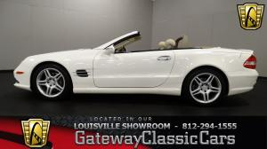 2008 Mercedes-Benz SL550 1331
