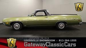 1970 Ford500  - Stock 1336 - Louisville