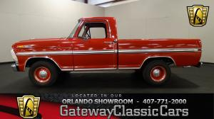 1968 Ford  - Stock 1337 - Louisville