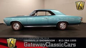 1967 ChevroletSS Tribute  - Stock 1340 - Louisville