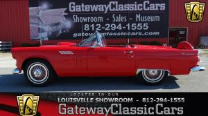 1956 FordConvertible  - Stock 1343 - Louisville
