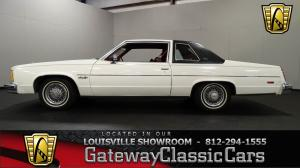 1978 OldsmobileRegency  - Stock 1347 - Louisville