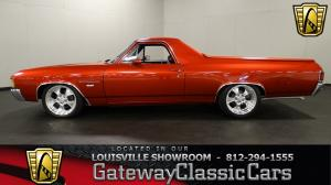 1972 Chevrolet  - Stock 1353 - Louisville