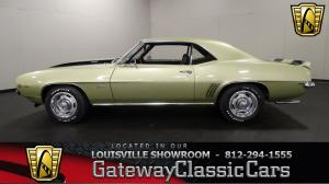 1969 ChevroletZ28  - Stock 1372 - Louisville