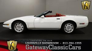 1992 Chevrolet Convertible - Stock 1384 - Louisville