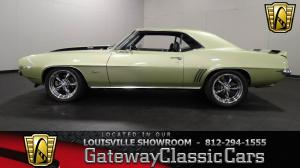 1969 ChevroletZ28  - Stock 1385 - Louisville